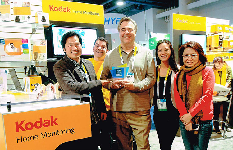 Seedonk team at CES 2015